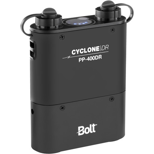 Bolt Cyclone DR PP-400DR Dual Outlet Power Pack