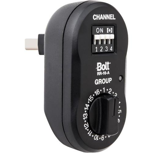 Bolt RR-16-A Remote Flash Receiver