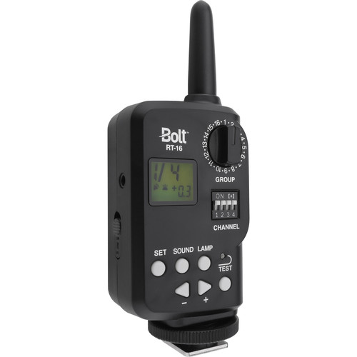 Bolt Remote Transmitter for Bolt Flashes