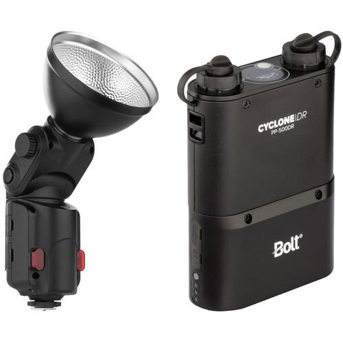 Bolt VB-11 Bare Bulb Flash Kit with PP-500DR Power Pack