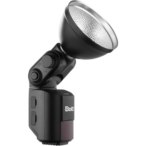 Bolt VB-22 Bare-Bulb Flash Kit with Cyclone PP-400DR Power Pack