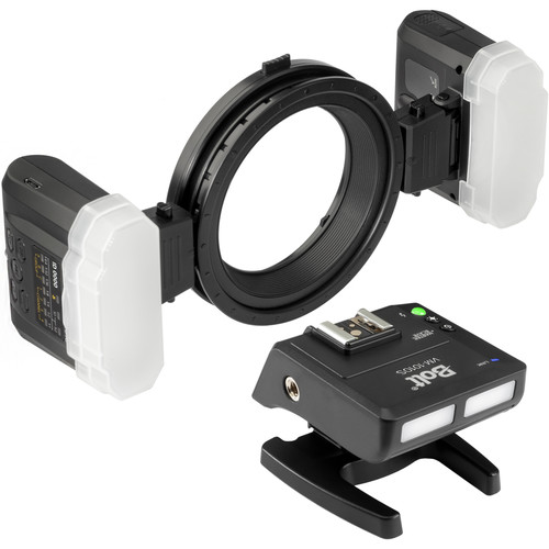 Bolt TTL Macro Flash with Transceiver Set for Sony