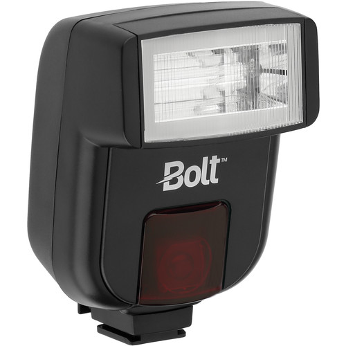 Bolt VS-260OP Compact On-Camera Flash for Olympus/Panasonic Cameras