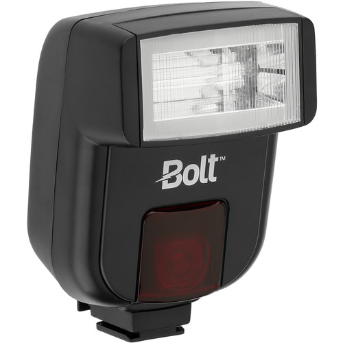 Bolt VS-260SMI Compact On-Camera Flash for Sony Cameras
