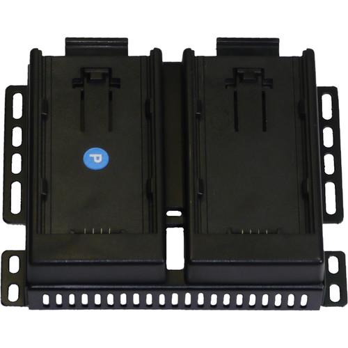 Bon Panasonic Battery Mount for FM-055F/RM-072S Monitors (Dual)