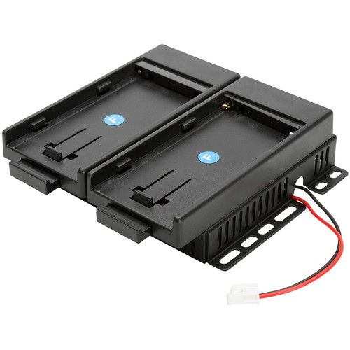Bon Dual Sony L-Series Battery Mount for Bon FM-055F/RM-072S Monitor
