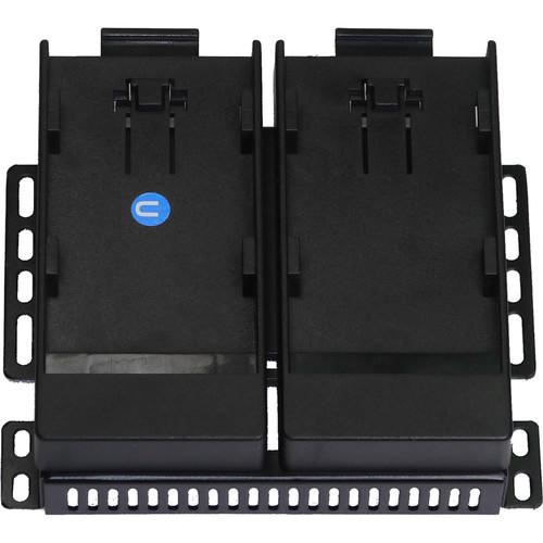 Bon Sony BP-U Battery Mount for FM-055F/RM-072S Monitors (Dual)