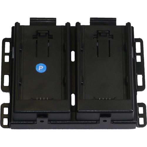 Bon Panasonic Battery Mount for Select BEM/FM/BW Monitors (Dual)