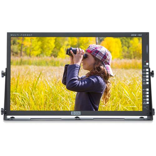 "Bon BEM-182 18.5"" 3G-SDI/HDMI Broadcast and Production Monitor"