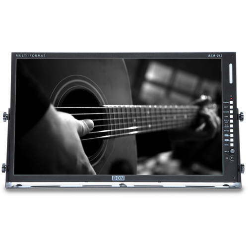"Bon BEM-212 21.5"" 3G-SDI/HDMI Broadcast and Production Monitor"