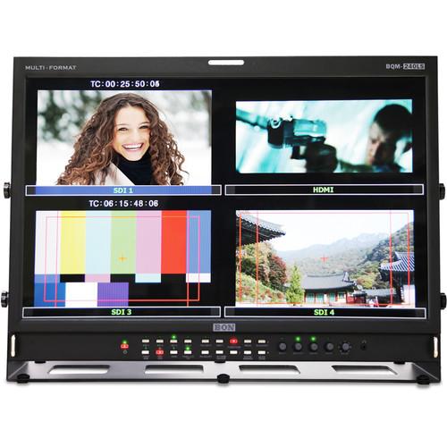 """Bon BQM-240LS 24"""" Quad-Split Broadcast Monitor"""