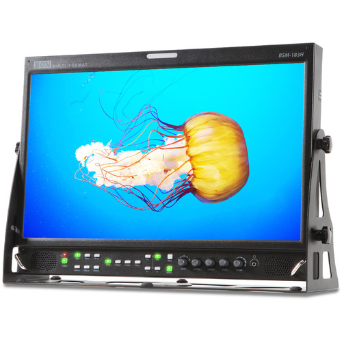 "Bon BSM-183H 18.5"" 3G/SD-SDI & HDMI High Brightness Field Monitor"