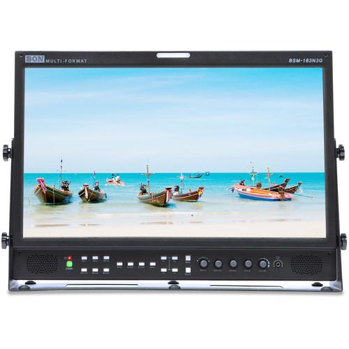 "Bon BSM-183N3G 18.5"" 3G-SDI/HDMI Broadcast Monitor"