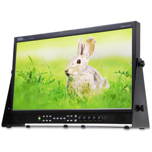"Bon BSM-212I 21.5"" 3G-SDI/HDMI Studio Broadcast and Production Monitor"