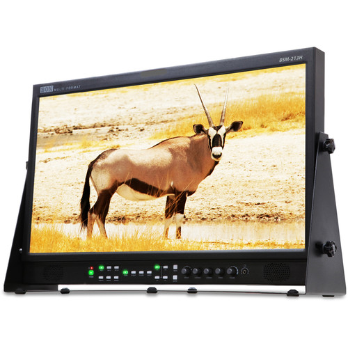 "Bon BSM-213H 21.5"" 3G/SD-SDI & HDMI High Brightness Field Monitor"