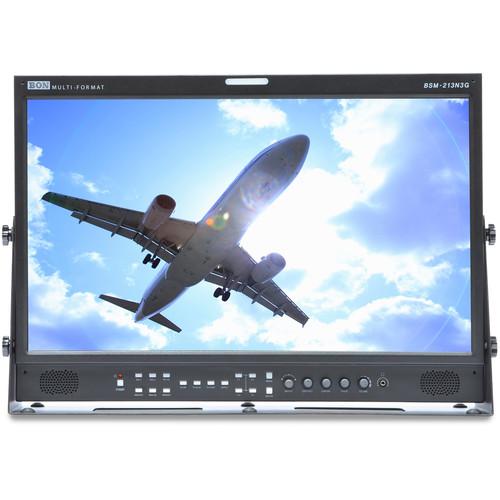 "Bon BSM-213N3G 21.5"" 3G-SDI/HDMI Broadcast Monitor"