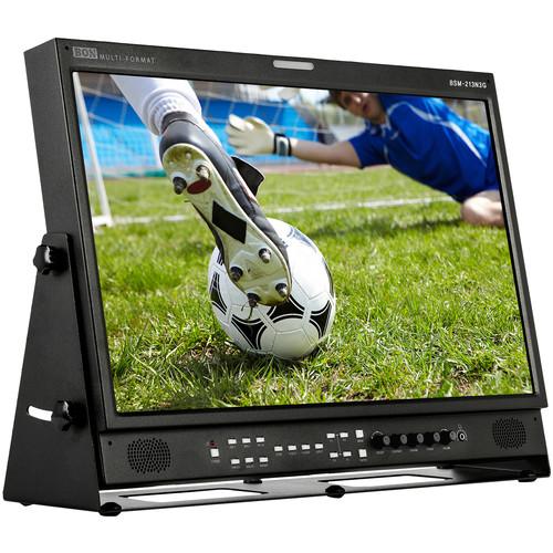 """Bon 21.3"""" 3G/HD/SD-SDI & HDMI LCD Studio Broadcast Monitor"""