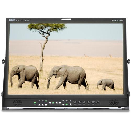 "Bon BSM-243N3G 24"" 3G-SDI/HDMI Broadcast Monitor"