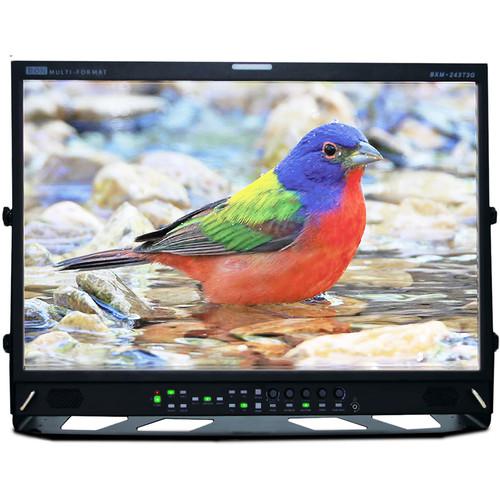 Bon BXM-243T3G 3G-SDI/HDMI 12-Bit Broadcast Monitor