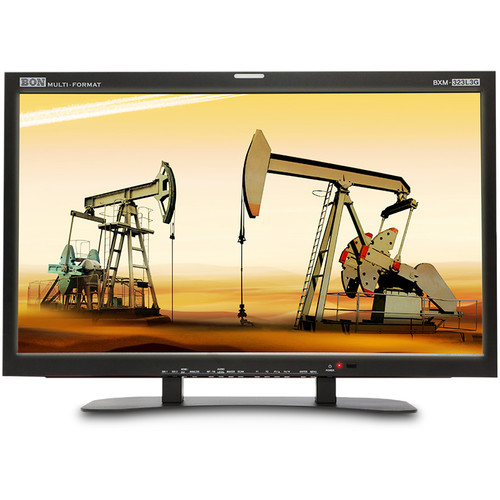 "Bon 32"" HD/SD-SDI, 3G LCD Studio Broadcast Production Monitor"