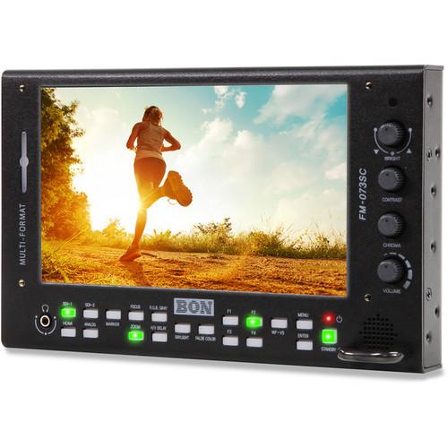 "Bon FM-073SC 7"" On-Camera Monitor"