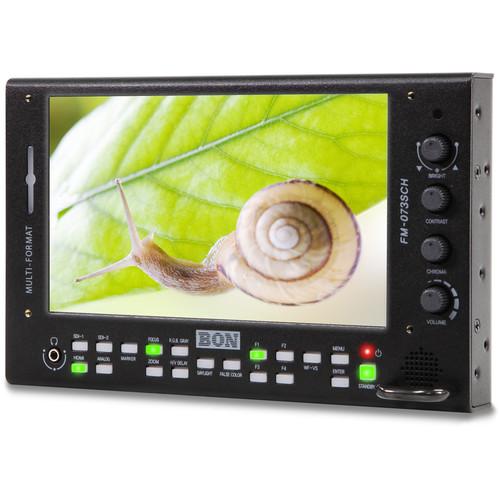 "Bon FM-073SCH 7"" High Brightness On-Camera Monitor"