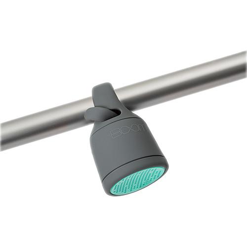 BOOM Movement Swimmer Waterproof Bluetooth Speaker (Gray)