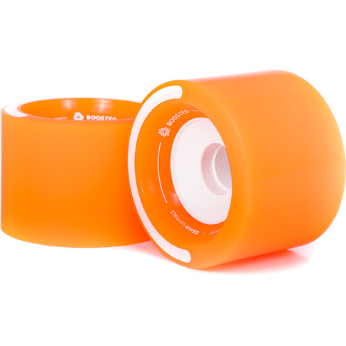 BOOSTED BOARDS Front Wheels for Mini S & Mini X (Orange)