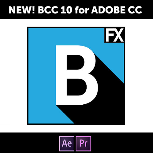 Boris FX Continuum Complete 10 Legacy Renewal for Adobe (Download)