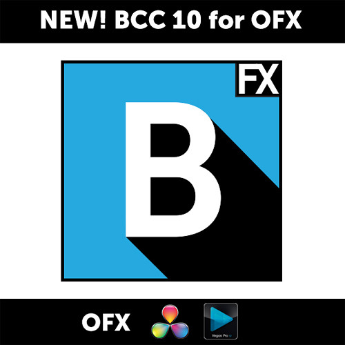 Boris FX Continuum Complete 10 Legacy Renewal for OFX (Download)