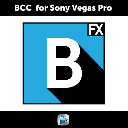 Boris FX Continuum Complete 9 Upgrade for Sony Vegas (Download)