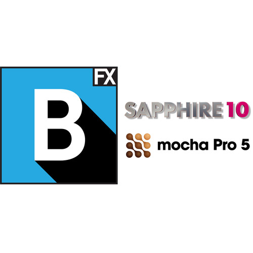 Boris FX Sapphire + BCC + mocha Pro Bundle for OFX (Download)