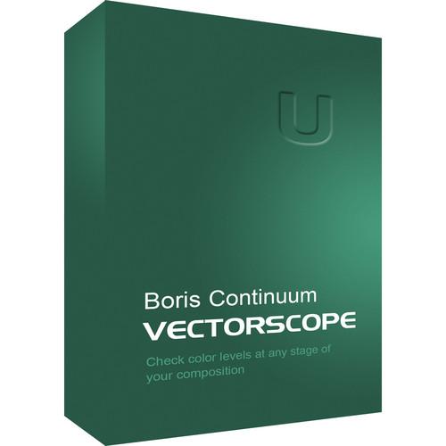Boris FX Download: Boris Continuum Vectorscope for Windows/Mac