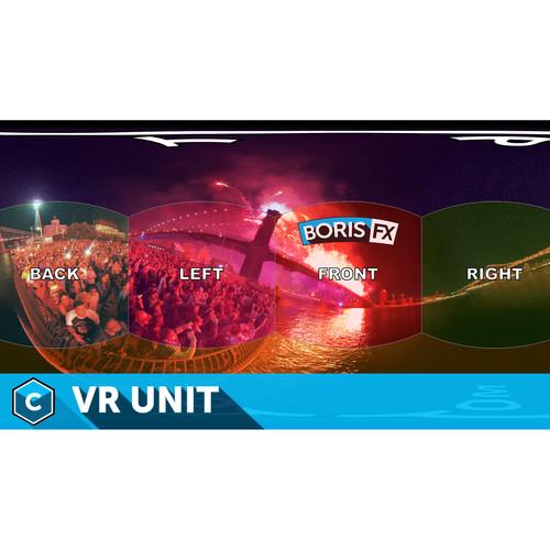 Boris FX Continuum 11 VR Unit (Download)