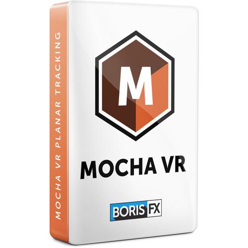 Boris FX Mocha VR Multi-Host Plug-In for Adobe, Avid, and OFX (Annual Subscription, Download)