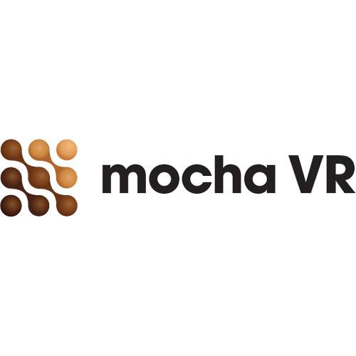 Boris FX mocha VR Standalone + Multi-Host Plug-In (1-Year Subscription, Download)