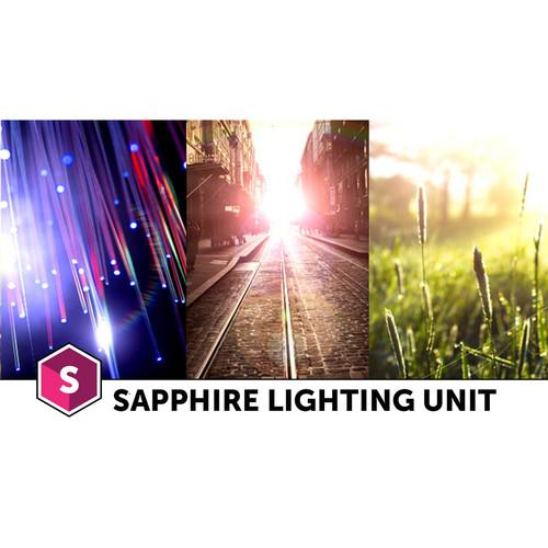 Boris FX Sapphire 11 Lighting Unit (Upgrade, Download)