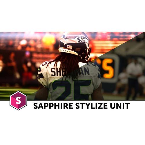 Boris FX Sapphire 11 Stylize Unit (Upgrade, Download)