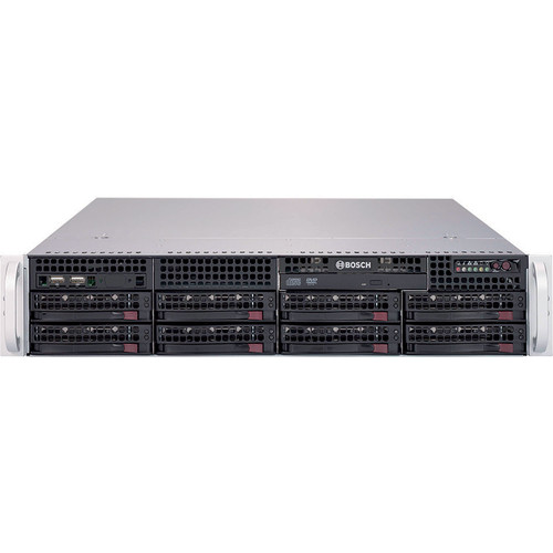 Bosch DIVAR IP 6000 Series 64-Channel 2 RU NVR (with 64TB HDD)