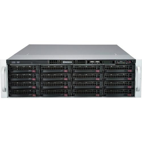 Bosch DIVAR IP 6000 Series 128-Channel NVR with 96TB HDD (3 RU)