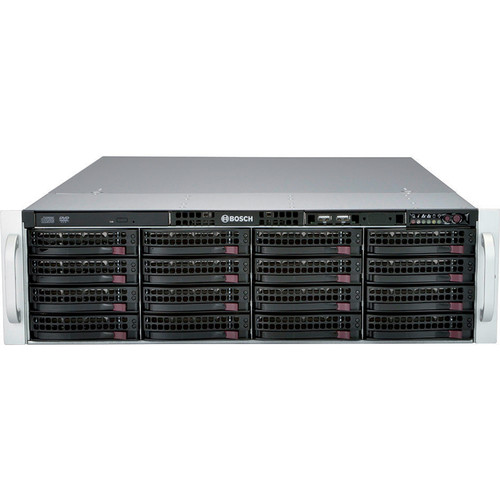 Bosch DIVAR IP 7000 Series 128-Channel NVR with 128TB HDD (3 RU)