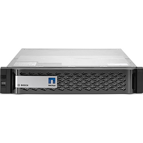 Bosch Netapp DSA E2800 Series Base Unit 12 x 4TB Supports Raid-5 and Raid-6 Includes Netapp Support Edge S