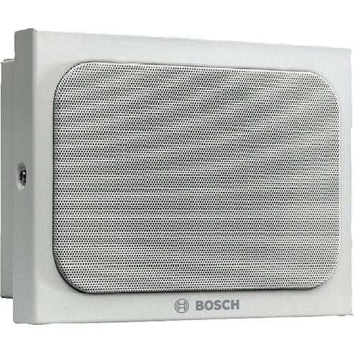 Bosch LBC 3018/01 Metal Cabinet Loudspeaker (6W, White)