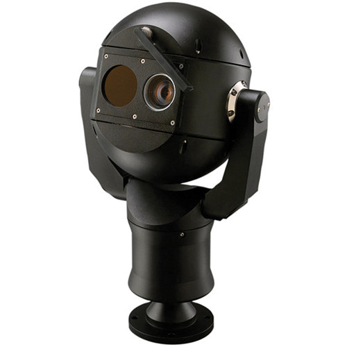 Bosch MIC-612HFALB36N High Resolution Thermal Camera (50mm, NTSC)