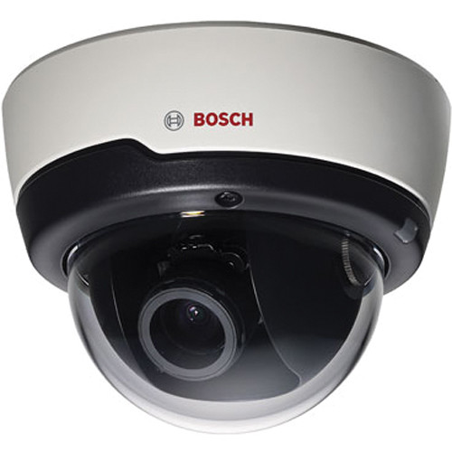 Bosch NIN-50022-V3 FLEXIDOME IP Indoor 5000 Day/Night 1080p HD Dome Camera with 3-10mm Varifocal Lens