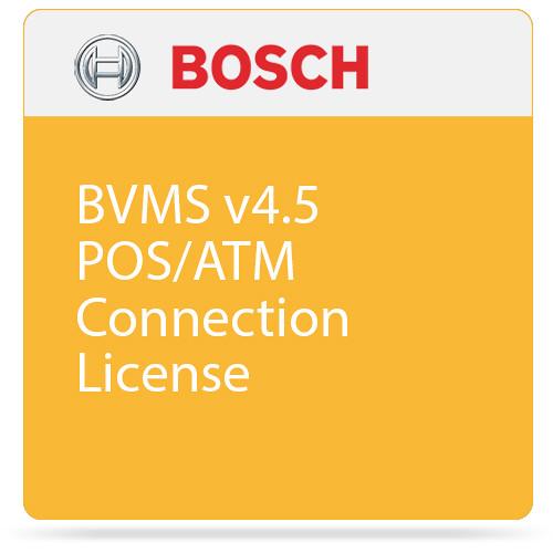 Bosch BVMS v4.5 POS/ATM Connection License