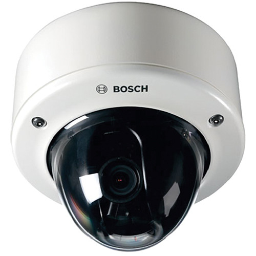 Bosch NIN-832-V10IP FlexiDome HD 1080p IP Vandal-Resistant Dome Camera with 10 to 23 Varifocal Lens & IVA (NTSC & PAL)
