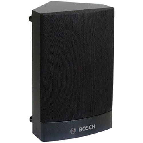 Bosch LB1-CW06-D1 Corner Cabinet Loudspeaker (Black)