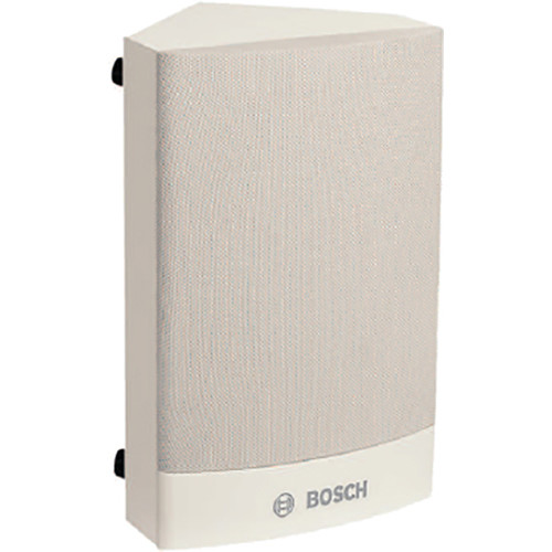 Bosch LB1-CW06-L1 Corner Cabinet Loudspeaker (White)