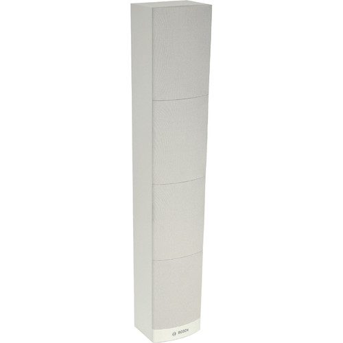 Bosch LA1-UW36L1 36W General-Purpose Column Loudspeaker (White)